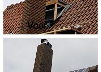 renovatie, renovatiewerken, voegen, dakbeschot, timmerwerken, dakkapel, dakkapellen